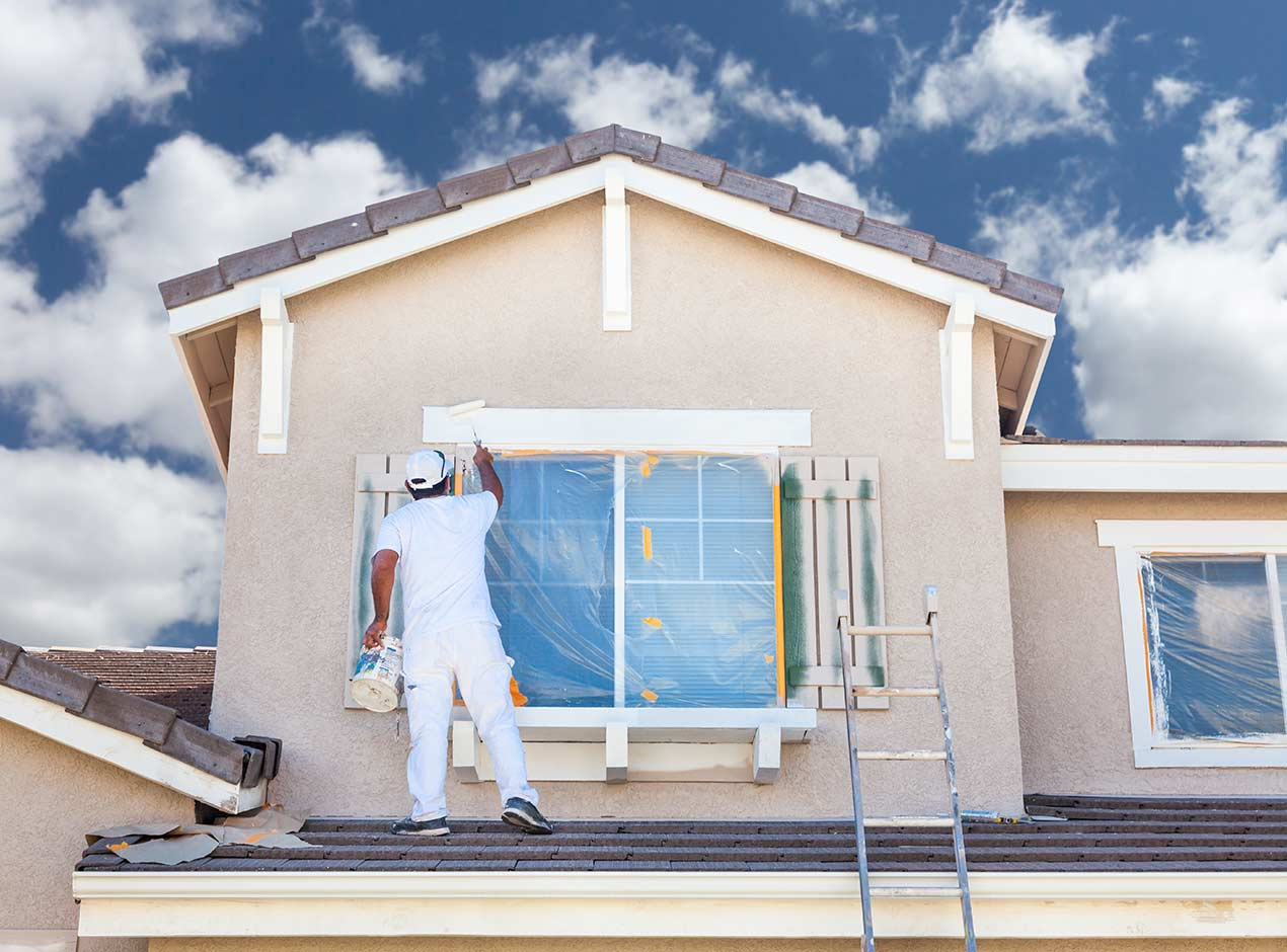 Houston Painting Contractor, Painting Company and Painter
